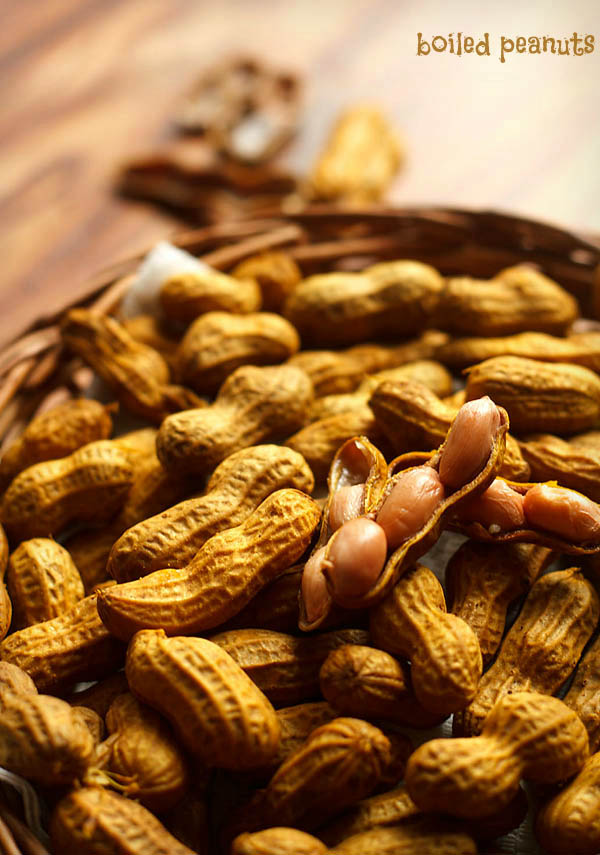 How to Boil Shelled Peanuts (Pressure Cooker)