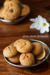 How to make Nankhatai (Wholewheat & Eggless)