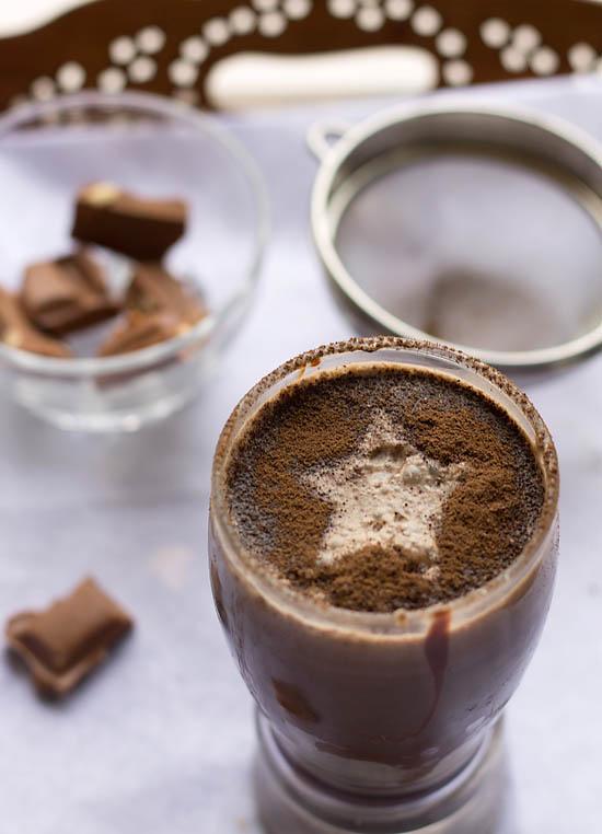 Chocolate Milkshake Recipe, How to make Chocolate Milkshake Recipe from scratch
