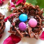 Easter Egg Nest Recipe, Homemade Easter Egg Nest Recipe | Easter Recipes