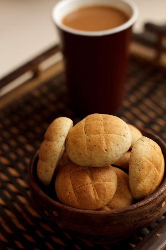 Eggless Vanilla Cookie Recipe