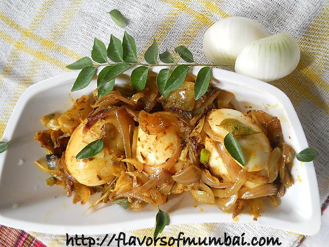 Egg Masala Dry, How to make Egg Masala Dry Recipe | Egg Recipe