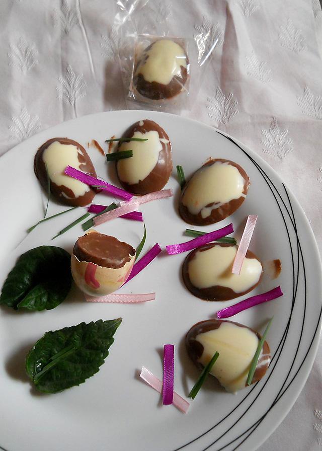 Homemade Chocolate Easter Egg Recipe, Chocolate Easter Egg Recipe