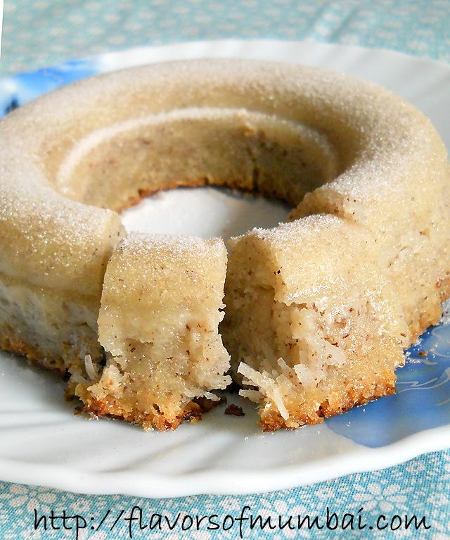 Eggless Baath Cake Recipe – Goan Baath Cake Recipe | Goan Christmas Sweets
