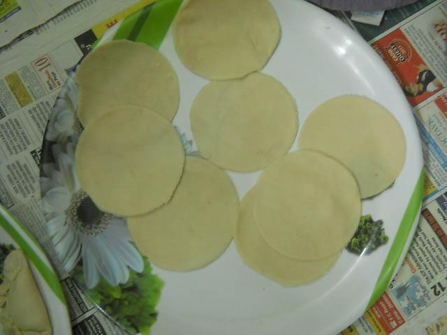 Karanji Sweet Recipe