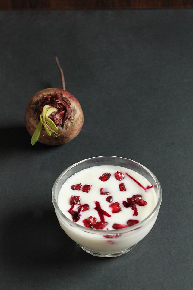 Pomegranate Raita Recipe, How to make Pomegranate Raita | Anar Raita