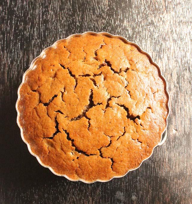 Eggless Coconut Cheesecake