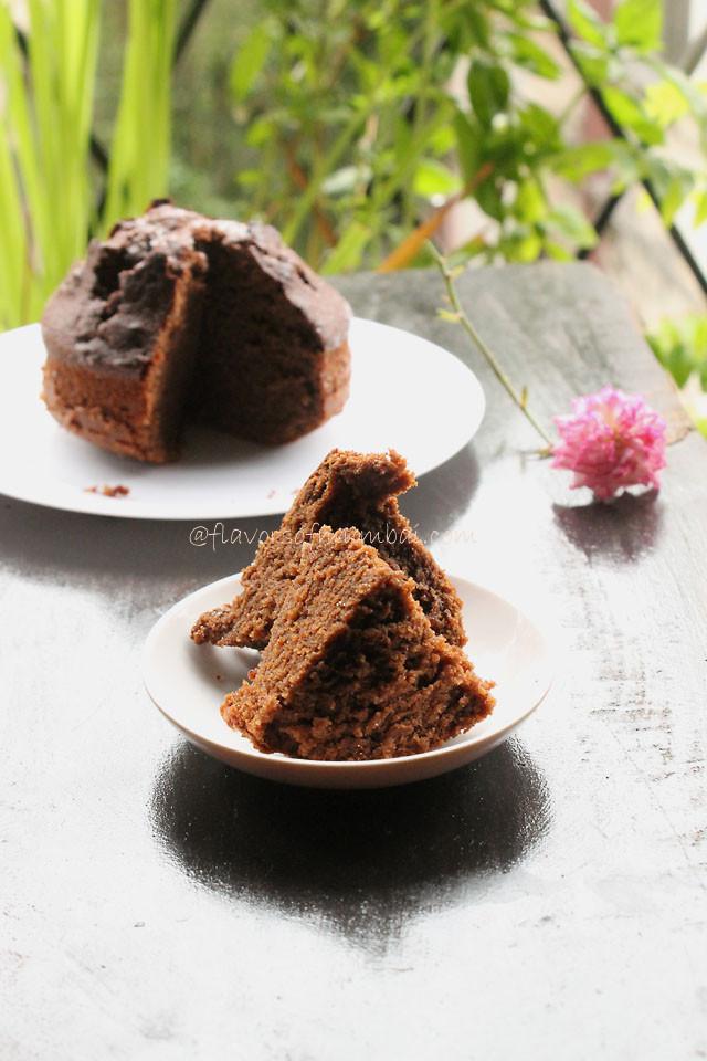 Basic Chocolate Chiffon cake