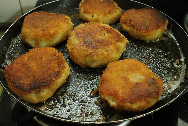 Mince Potato Chops