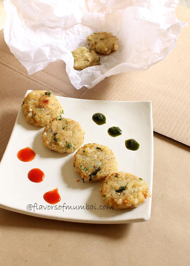 Sabudana Vada Recipe – How to make Sabudana Vada recipe | Fasting Recipe