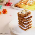 Mohanthal Recipe – Traditional Mohanthal recipe   Diwali Sweet