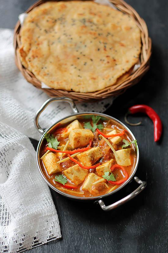 Kadai Paneer Recipe, Restaurant Style Kadai Paneer Recipe | Stepwise