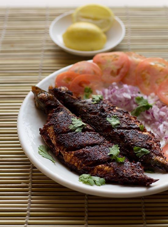 Fish Recheado Masala Recipe, Mackerel Fish Recheado Masala Recipe   Goan Masala Recipes