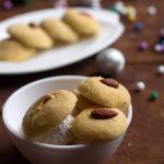 Nankhatai Recipe, How to make Goan Nankhatai Recipe | Goan Christmas Sweets