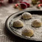 Snowball Cookies Recipe, How to make Goan Snowball Cookies | Eggless Goan Dessert