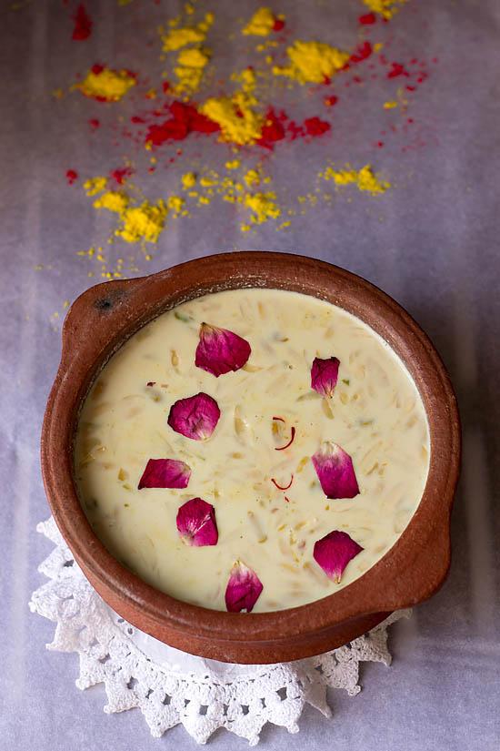 Thandai Recipe (step by step)