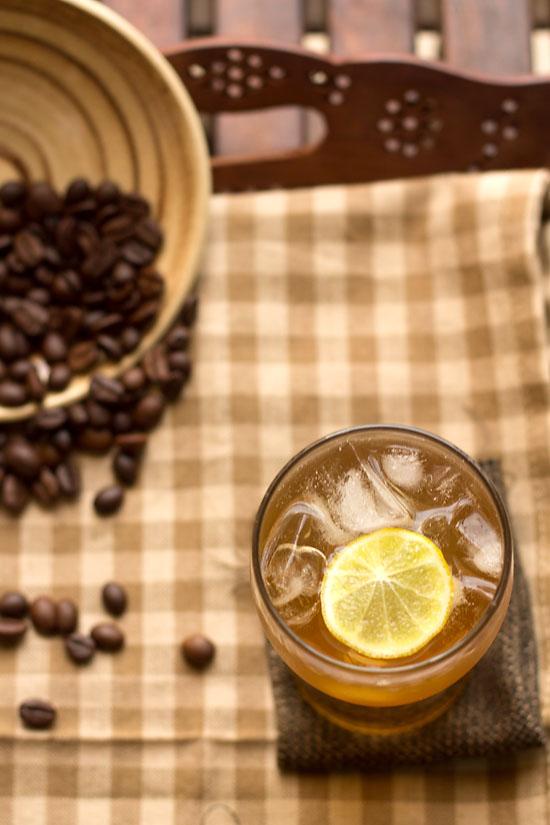 Iced Coffee (vegan)