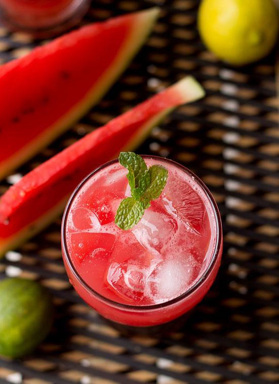 Watermelon Iced Tea Recipe