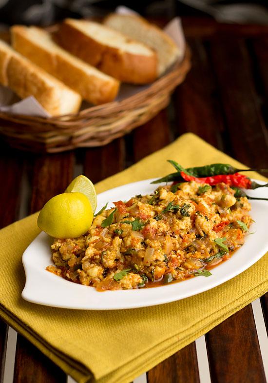 Paneer Bhurji Recipe, How to make Paneer Masala Bhurji Recipe