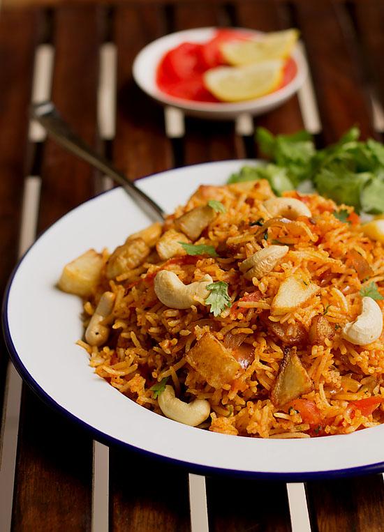 Tadka Rice (maharashtrian style)
