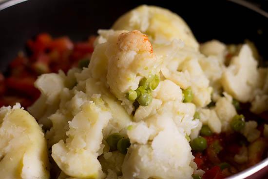 No Onion No Garlic Pav Bhaji Recipe