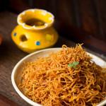 How to make Aloo Bhujia Sev (Diwali Snacks)