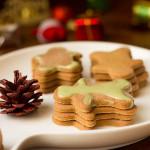 Eggless Gingerbread Cookies Recipe, How to make Eggless Gingerbread Man Cookies Recipe