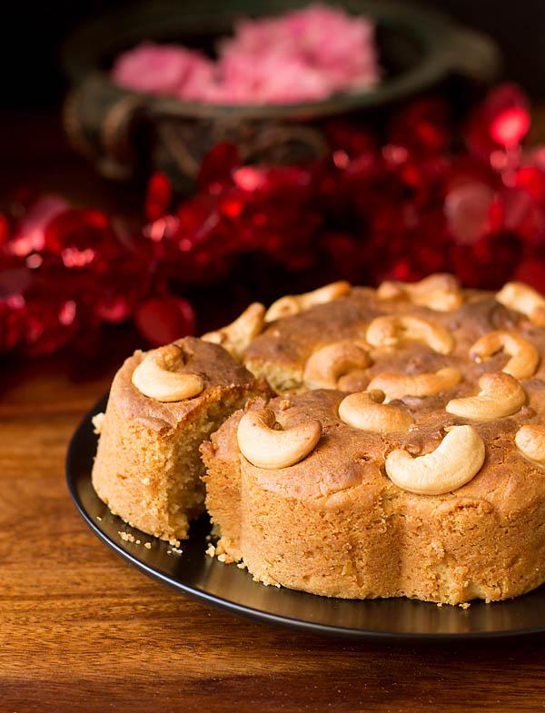 Eggless Mawa Cake (Step by Step)