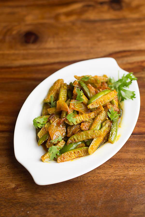 Tendli Masala (Quick & Healthy)